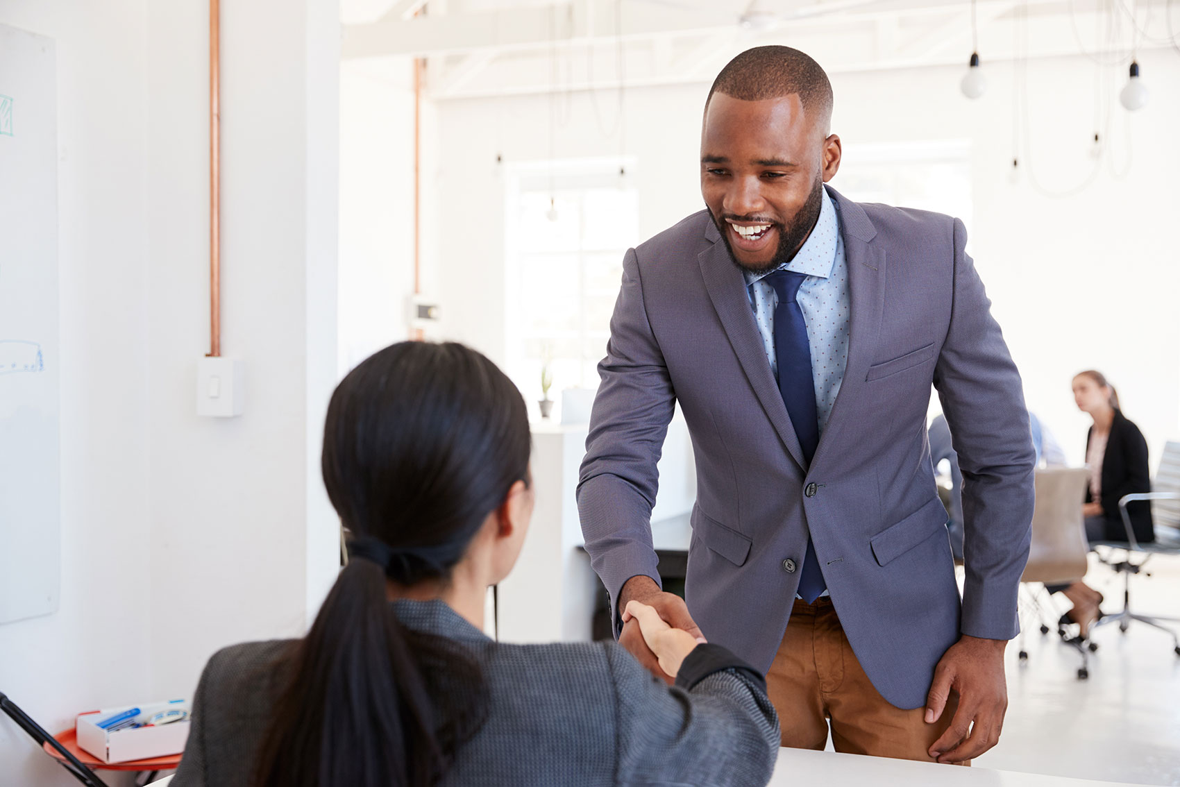 The 3 Parts of an Effective Executive Interview